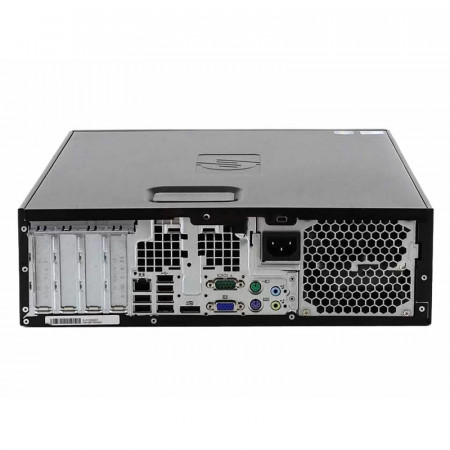 Calculator HP 8300 SFF, Intel Core i5 3470 3.2GHz (Turbo 3.6GHz), 4GB DDR3, 320GB, HD Graphics, DVD