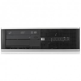 Poze Calculator HP Compaq 6000 Pro SFF, Intel Core 2 Duo E8400 3GHz, 4GB DDR3, 200GB, DVD-RW