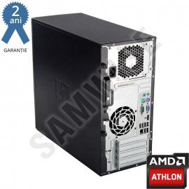 Poze Calculator HP DC 6005 Tower, AMD Athlon II X2 B28 3.4GHz, 4GB DDR3, 500GB, ATI Radeon HD 4200, DVD-RW