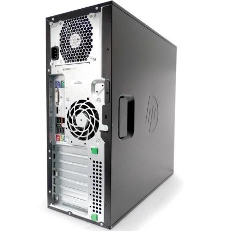 Calculator HP Z210 CMT Workstation, Intel i5-2400 3.1GHz, 8GB DDR3, 500GB, nVIDIA GT 430 1GB DDR3 128-bit, DVI, HDMI, DVD-RW