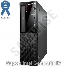 Poze Calculator Incomplet Lenovo E73 DT, Intel H81, LGA1150, Suport Procesoare GEN 4, DDR3, SATA3