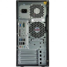 Poze Calculator LENOVO HASWELL, Intel Core i3 4150 3.5GHz, 8GB DDR3, VIDEO GT 730 2GB DDR3, HDD 500GB, DVD-RW
