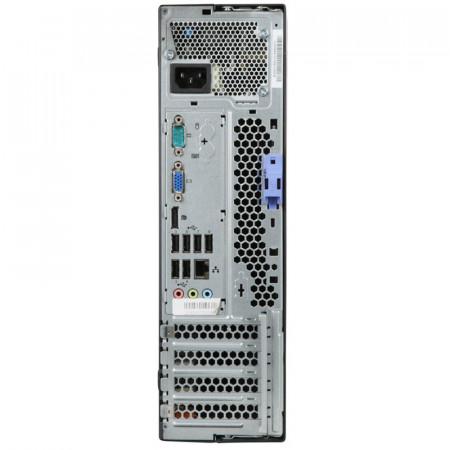 Calculator Lenovo M81 SFF, Intel Core i3 2100 3.1GHz, 4GB DDR3, 250GB, DVD