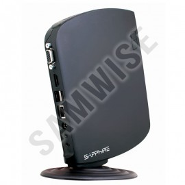 Poze Calculator SAPPHIRE EDGE HD2 MINI PC, Intel Atom D525 1.8GHz, 4GB DDR3, 250GB, HDMI, VGA, Wireless