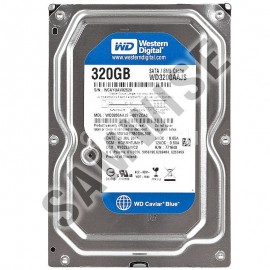 Poze Hard disk Western Digital 320GB Blue WD3200AAJS SATA-II 7200rpm