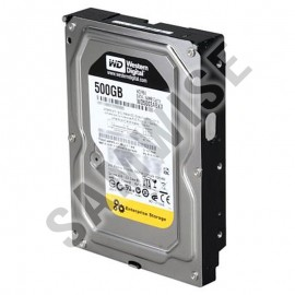 "Hard disk Western Digital 500GB SATA-II 7200 RPM 64MB Black 3.5"" WD5003ABYX"