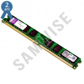 Poze Memorie 2GB Kingston DDR2 667MHz, PC2-5300, Slim