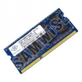 Memorie 4GB NANYA DDR3 1600MHz SODIMM PC3 2Rx8