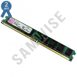 Poze Memorie Kingston 2GB, DDR2, PC2-6400, 800MHz, Slim