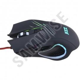 Mouse gaming Somic Jizz Architect G1781 Black, 2400 dpi, 6 butoane