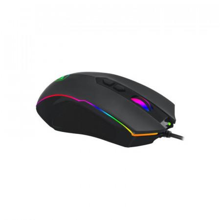 Mouse Gaming T-DAGGER Sergeant, Optic, USB, 4800 dpi, 7 butoane, RGB LED