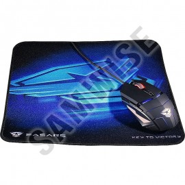 Mouse pad Somic Easars Sand-Table M, culoare Negru cu Albastru