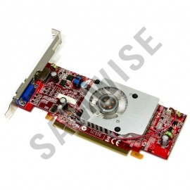 Poze Placa video ATI HD 3400, 256MB, 64-Bit DDR3, PCI Express x16, DisplayPort, VGA