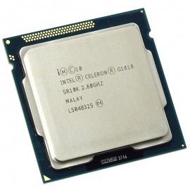 Procesor Intel Ivy Bridge, Dual Core G1610 2.6GHz, Cache 2MB, LGA1155