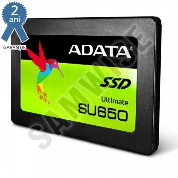 SSD 240GB A-DATA Premier SU650, SATA III 6GB/s