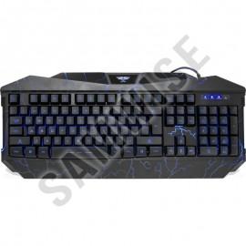 Tastatura Gaming Newmen GL800 V2, iluminata LED, Taste multimedia