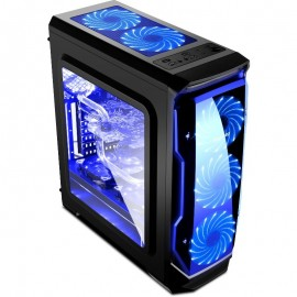 Poze Calculator HALO, Intel Core i5 Haswell 4690K 3.5GHz, 8GB DDR3, HDD 1TB, GT730 4GB DDR3, Chieftec 500W