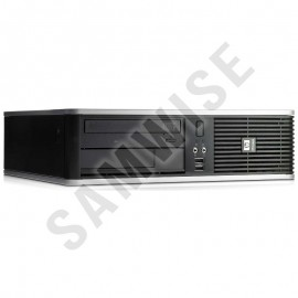 Poze Calculator HP DC7900 SFF, Intel Core 2 Duo E6850 3GHz, 4GB DDR2, 160GB, DVD-RW