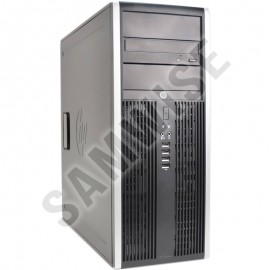 Calculator Incomplet HP 8000 Elite MT, Socket 775, Chipset Q45, 4x DDR3, PCI-Express x16