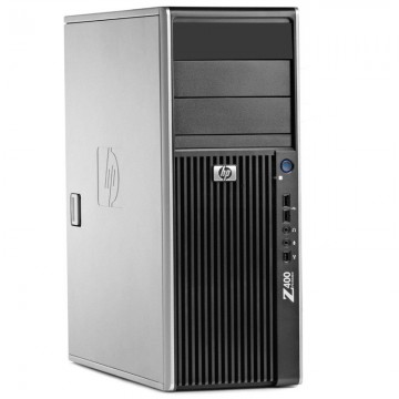 Poze Calculator Incomplet HP Z400 Workstation, LGA1366, Intel X58, DDR3, SATA II, Cooler inclus