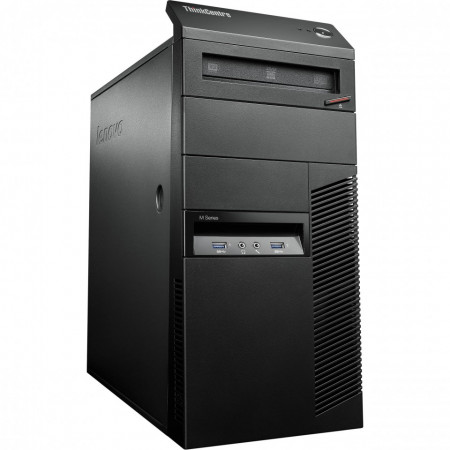 Calculator Lenovo M93P MT, Intel Core i3 4340 3.6GHz, 8GB DDR3, 500GB, USB 3.0, DVD-RW