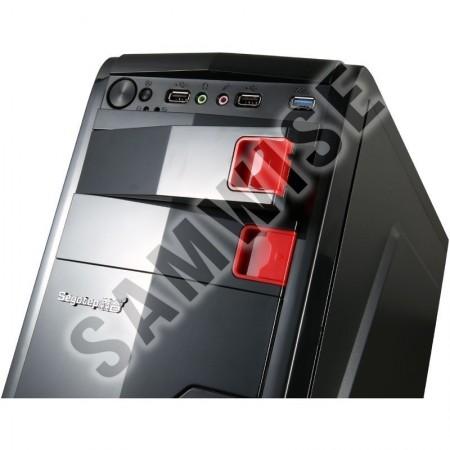 Calculator Office I5, Intel Core i5 2400 3.4GHz, 8GB DDR3, SSD 120GB, HDD 250GB, DVD-RW
