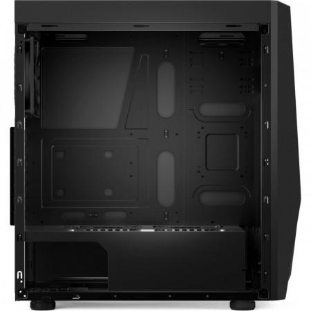 Carcasa Gaming Gamdias Argus E1, MiddleTower, USB 3.0, Panou transparent