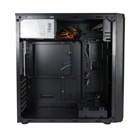 Carcasa Segotep S3, Sursa 500W, MiddleTower, Black