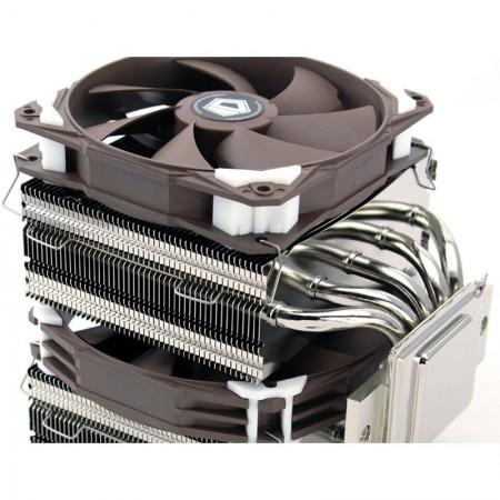 Cooler CPU ID-Cooling FI-VC twin, Vent. 120/140mm, 5x Heatpipe-uri, Desigilat