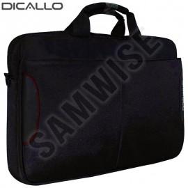 Geanta Dicallo, Laptop, Notebook 15.6 inch LLM0316 Black