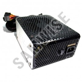 Poze GREEN DIAMOND 550W MS-N550-GD, Fan 140mm, 6 x SATA, 3 x MOLEX, 6+2 PCI-Ex, PFC Activ