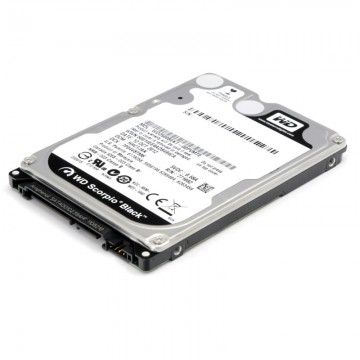 Poze Hard Disk Laptop Western Digital 250GB, SATA2, 7200rpm WD2500BEKT, Bufer 16MB