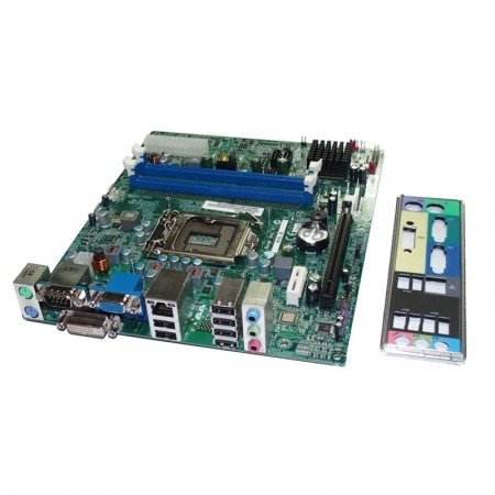 Kit Placa de baza Acer H61H2-AD, DDR3, Intel Core i3-3220 3.3GHz, 4GB DDR3, Cooler Intel Stock