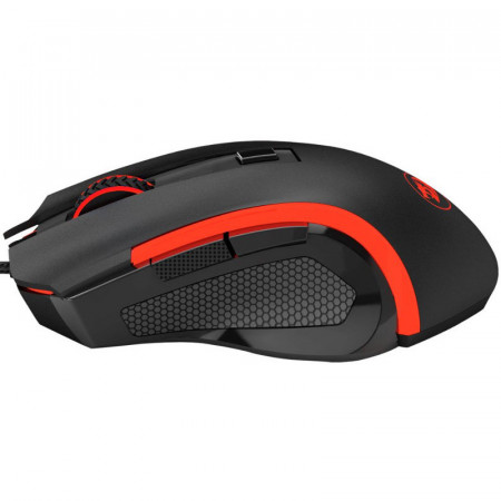 Mouse Gaming Redragon Nothosaur, 3200 dpi, Acceleratie 10G