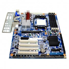 Poze Placa de baza AM2, KONTRON KT780/ATX w.DVI, 4 x DDR2, Video DVI/VGA, Tablita