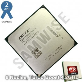 Poze Procesor AMD FX X8 8350, 4GHz (Turbo Boost 4.2GHz) 8 Nuclee, Cache 16MB, Socket AM3+