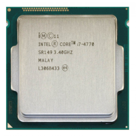 Procesor Haswell Intel Core i7 4770 3.4GHz, LGA1150, 8MB cache