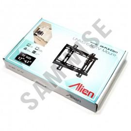 """Suport TV LCD/LED T101V Alien E3011 17"""" - 42"""", 200 x 200, 25Kg Max, Inclinare, Accesorii incluse"""