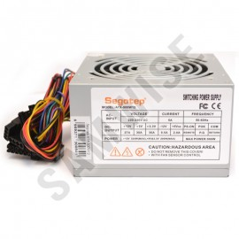 Sursa Segotep 500W ATX-500W12, 2x SATA, 2x Molex, SCP/OCP/OVP, Passive PFC