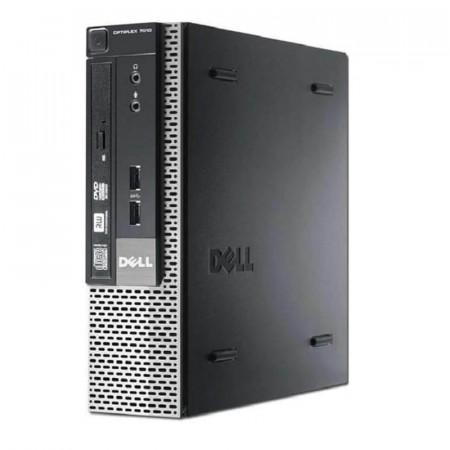 Calculator Dell 9020 USFF, Intel Core i7 4790s 3.2GHz, 8GB DDR3, SSD 256GB, DVD, HD Graphics 4600