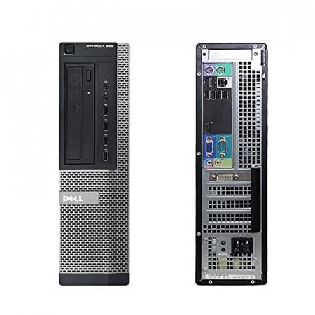 Calculator Dell 990 DT, Intel Core i3 2100 3.1GHz, 4GB DDR3, 250GB, DVD-RW