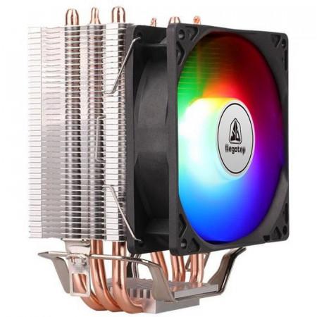 Calculator Gaming Inaza Star, Intel Core i5 3570 3.4GHz, Intel DQ77MK, 16GB DDR3, SSD 240GB, 1TB, XFX RX 580 4GB DDR5 256-bit, DVI, HDMI, 500W