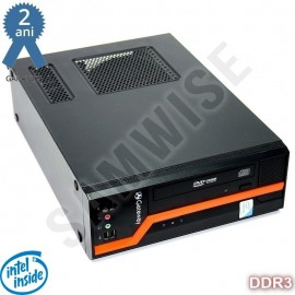 Poze Calculator GATEWAY DS10G SFF, Intel Core 2 Duo E7500 2.93GHz, 4GB DDR3, 320GB, DVD-RW