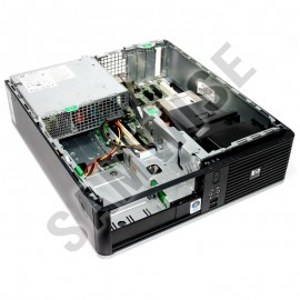 Poze Calculator Incomplet HP DC5800 SFF, PCI-Express x16, SATA 2, Audio, Video, Retea - onboard