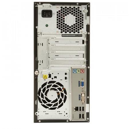 Calculator Incomplet HP PRO 3400 MT + Intel Celeron G530 2.4GHz, 2x DDR3, SATA II, Card reader, Cooler inclus