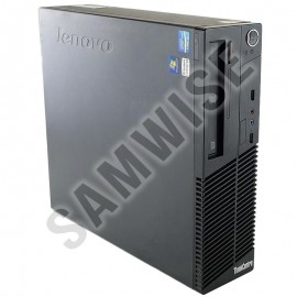 Poze Calculator Lenovo M71E SFF, Intel Core i3 2100 3.1GHz, 4GB DDR3, Video HD Graphics DVI, 250GB, DVD-RW