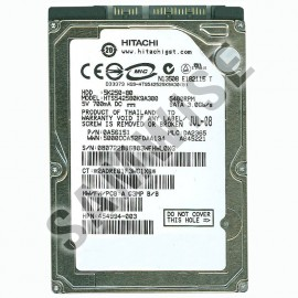 Poze Hard disk 80GB SATA2, Hitachi Travelstar, Laptop, Notebook, HTS542580K9A300