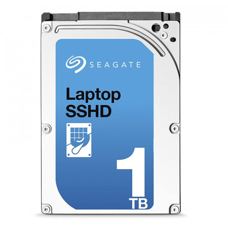 Hard disk Laptop 1TB Seagate SSHD, SATA-III, 5400 RPM, 64MB cache, 9.5 mm
