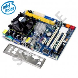 Poze KIT Placa de baza ASROCK G31M-GS REV 1.10 + Intel Pentium E5700 3GHz + Cooler Procesor