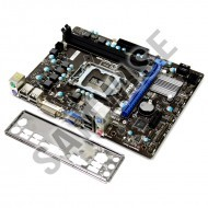 Poze KIT Placa de baza MSI H61M-P31/W8, LGA1155 + Intel Core i3 2100 3.1GHz + Cooler